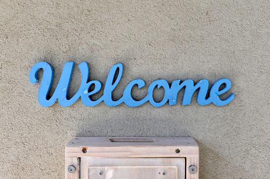Gäste und Besucher sind immer willkommen. (© Matthias Hinrichsen)