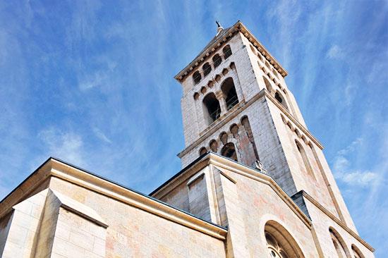 Evangelische Kirchenmusik in der Erlöserkirche Jerusalem. (© Matthias Hinrichsen)
