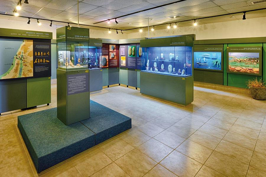 Das kleine Museum ist übersichtlich und informativ aufgebaut. (© Matthias Hinrichsen)