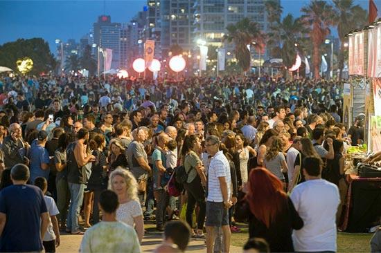 EAT-Food-Festival in Tel Aviv.  (© Veranstalter)
