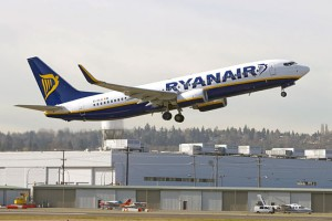 Mit Ryanair kann man ab 29./30.10. von fünf deutschen Flughäfen nach Eilat fliegen. (© Ryanair)