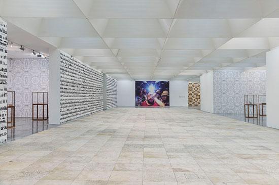 """""""Soft Ground"""" von Ai Weiwei. (© Elie Posner/Israel Museum)"""