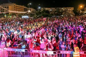 """Die """"Weiße Nacht"""" in Tel Aviv - das sind über 100 Veranstaltungen in einer Nacht. (© Stadt Tel Aviv)"""