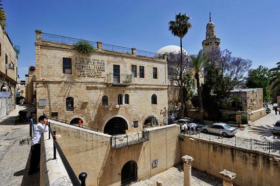 Jerusalem, Altstadt, jüdisches Viertel. (© Matthias Hinrichsen)