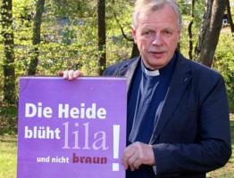 Pastor Manneke erhält Paul-Spiegel-Preis 2018. (Foto: privat)