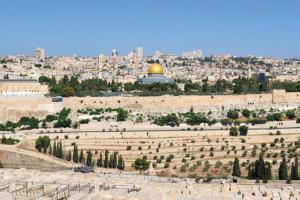Jerusalem, Weltstadt mit drei Religionen. (© Matthias Hinrichsen)
