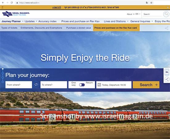 Israel-Railways-Eisenbahn (© Screenshot www.israelmagazin.de)