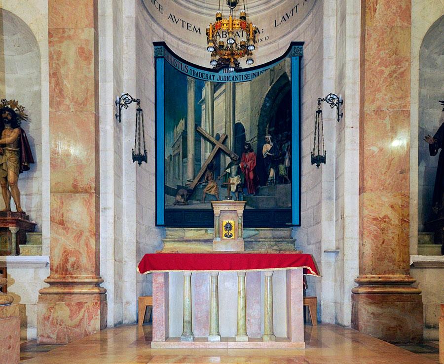Kapelle der Verurteilung