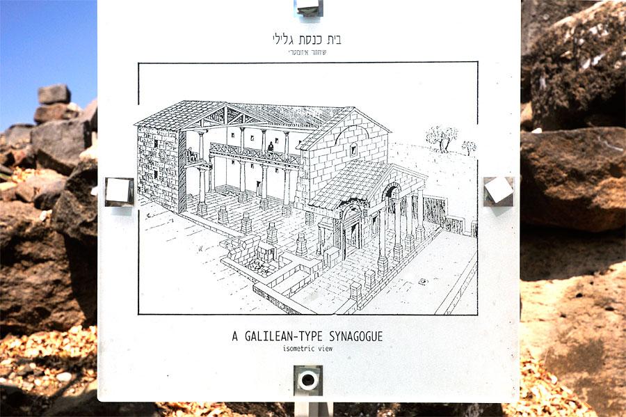 Auf der Zeichnung wird die Größe der einstigen Synagoge erfassbar.  (© Matthias Hinrichsen)