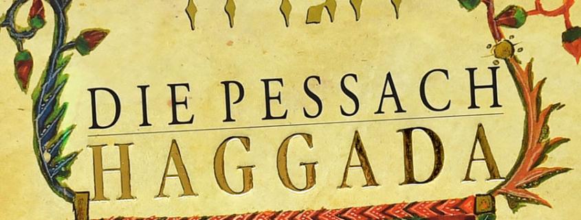In der Haggada steht der genaue Ablauf des Sederabends. (Foto: Matthias Hinrichsen, Buch: Die Pessach Hagada, Vderlag Hentrich & Hentrich)