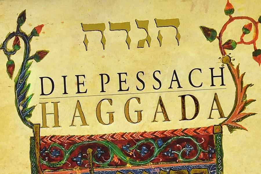 Haggada Sederabend Pessach
