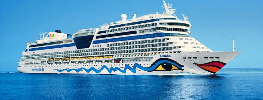 Mit einem Kreuzfahrtschiff gelangen Sie für einen Tag nach Israel. (© AIDA/aida.de)