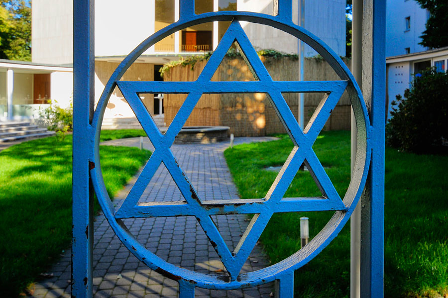 Jüdische Gemeinde in Hannover. (© Matthias Hinrichsen)