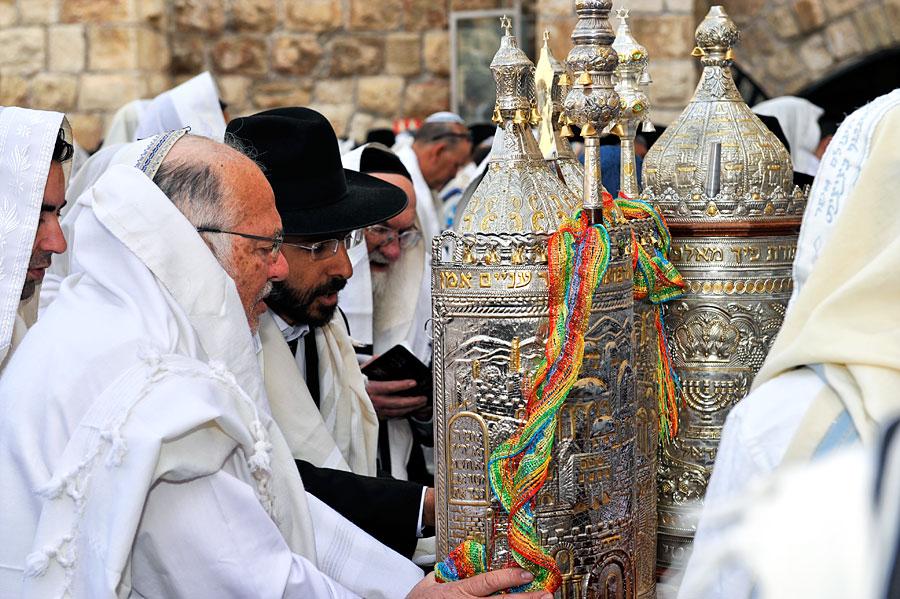 Tora jüdische Feiertags