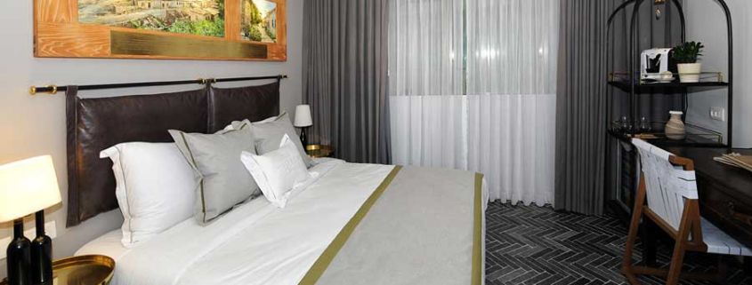 Hotels in Israel sind von der einfachen Variante bis zur Luxusversion buchbar. (© Matthias Hinrichsen)