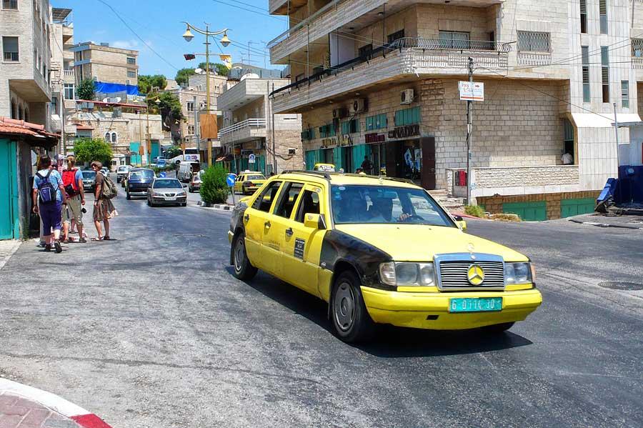 Taxi Bethlehem
