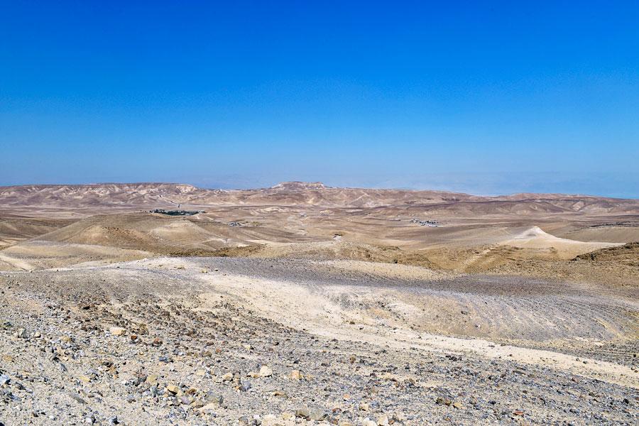 Wüstencamp Kfar Hanokdim in Israel