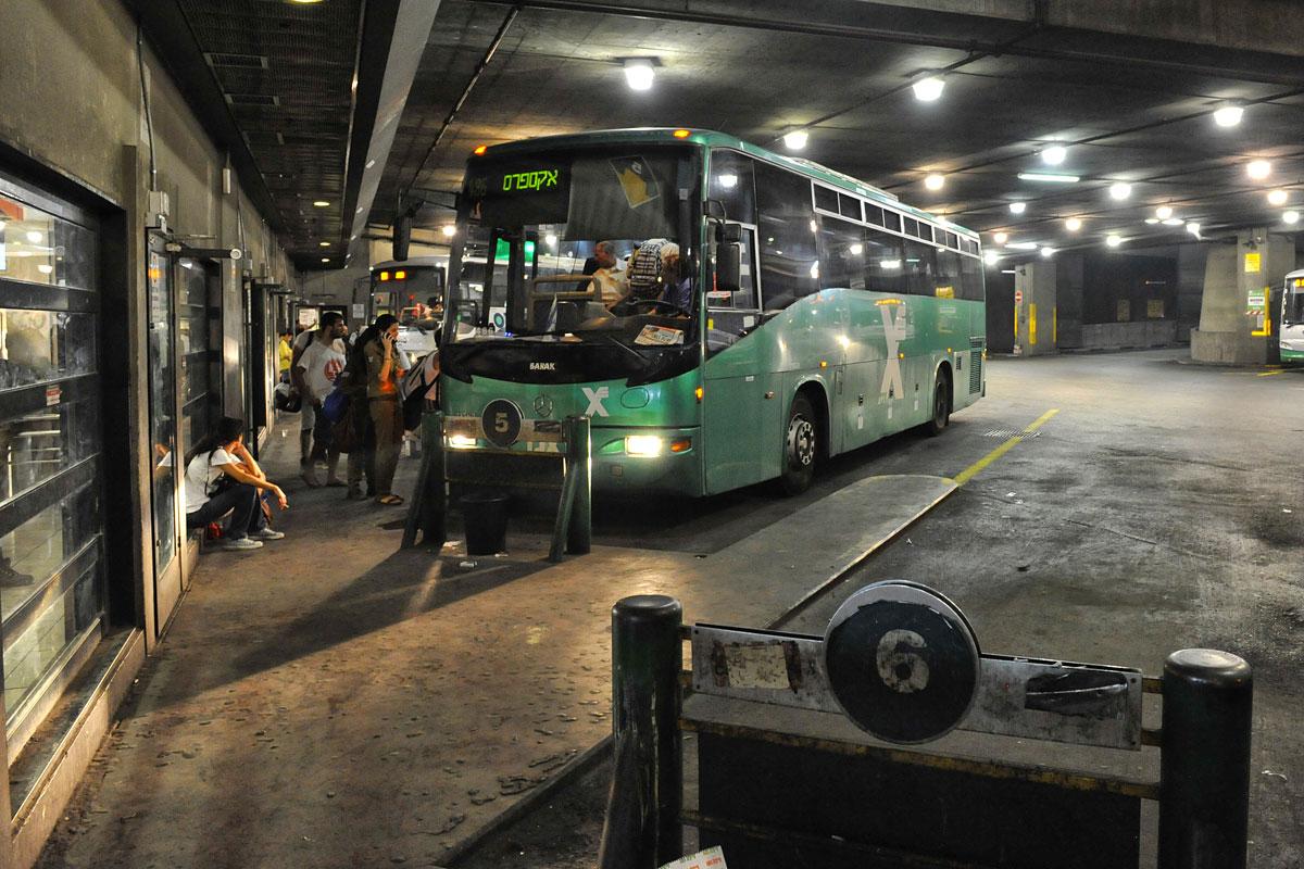 Mit dem Bus ins ganze Land.