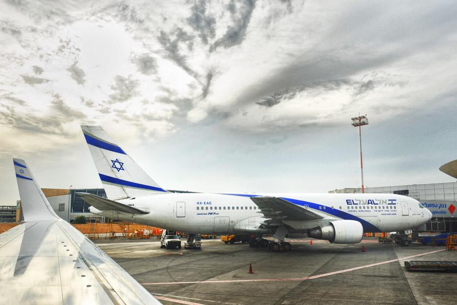 Die israelische Fluglinie EL AL seit ist in der Krise
