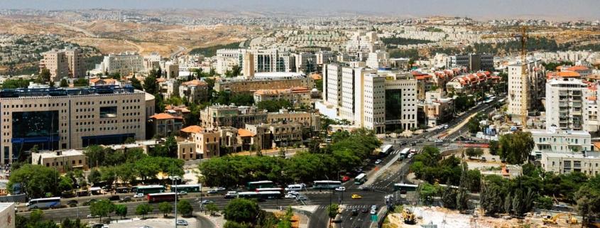 Rubrikenbild Jerusalem