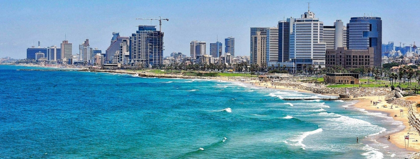 Rubrikenbild Tel Aviv