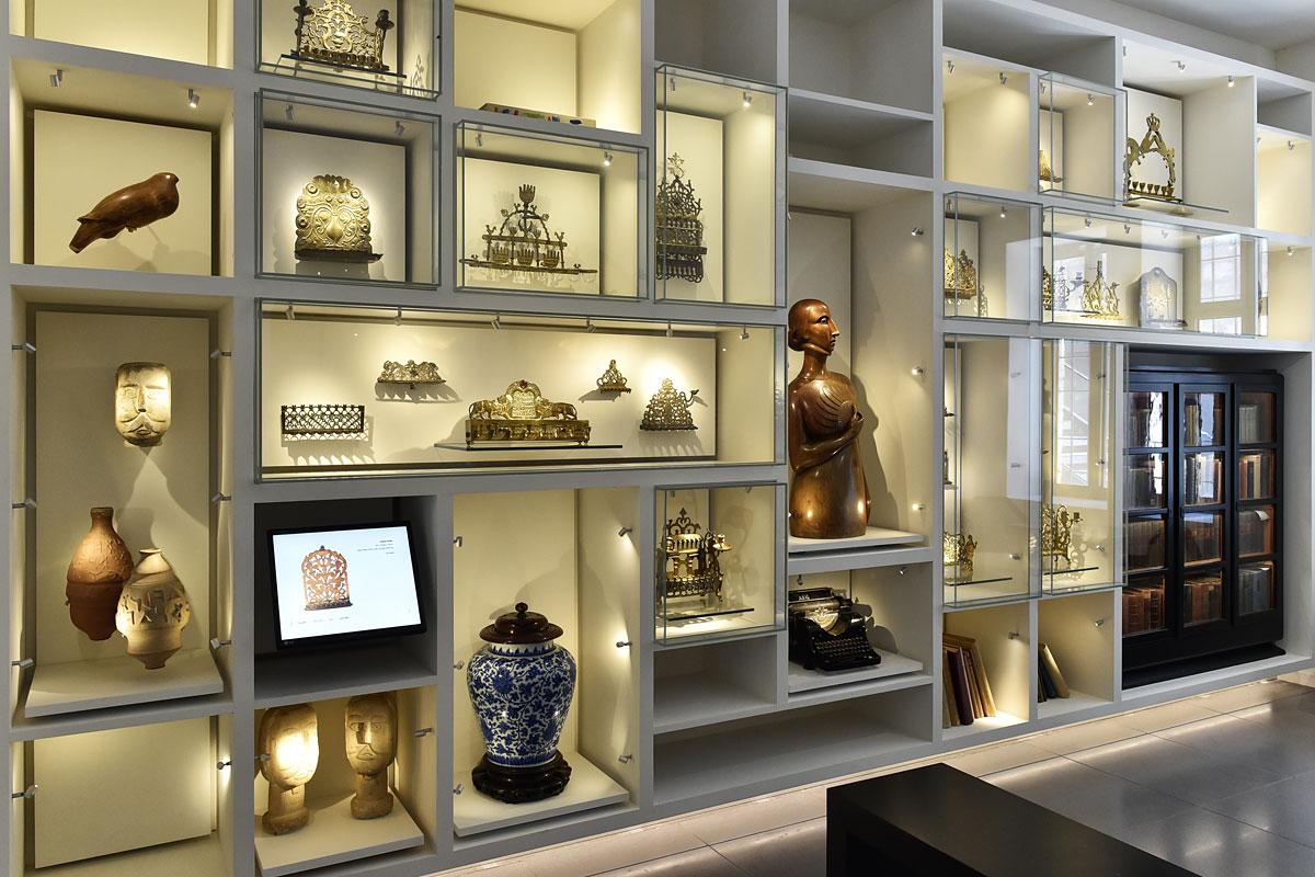 Anna Ticho Museum in Jerusalem.