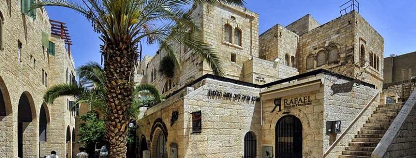 juedisches Altstadtviertel Jerusalem