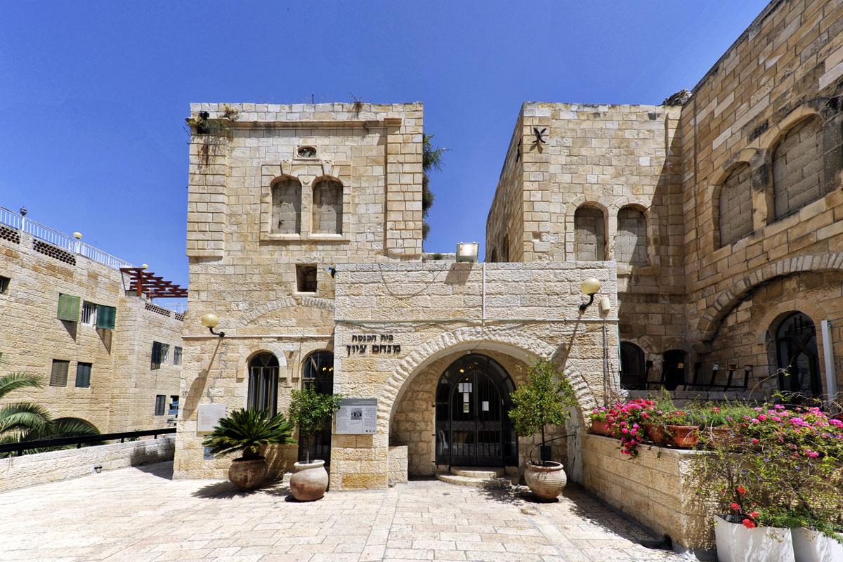 Jüdisches Viertel in Jerusalem