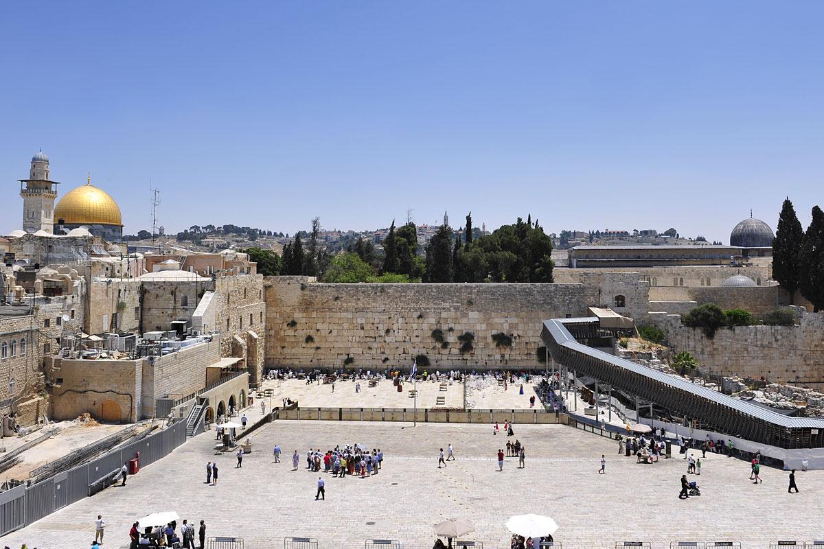 Begrenzte Freiheit für die jüdische Bevölkerung