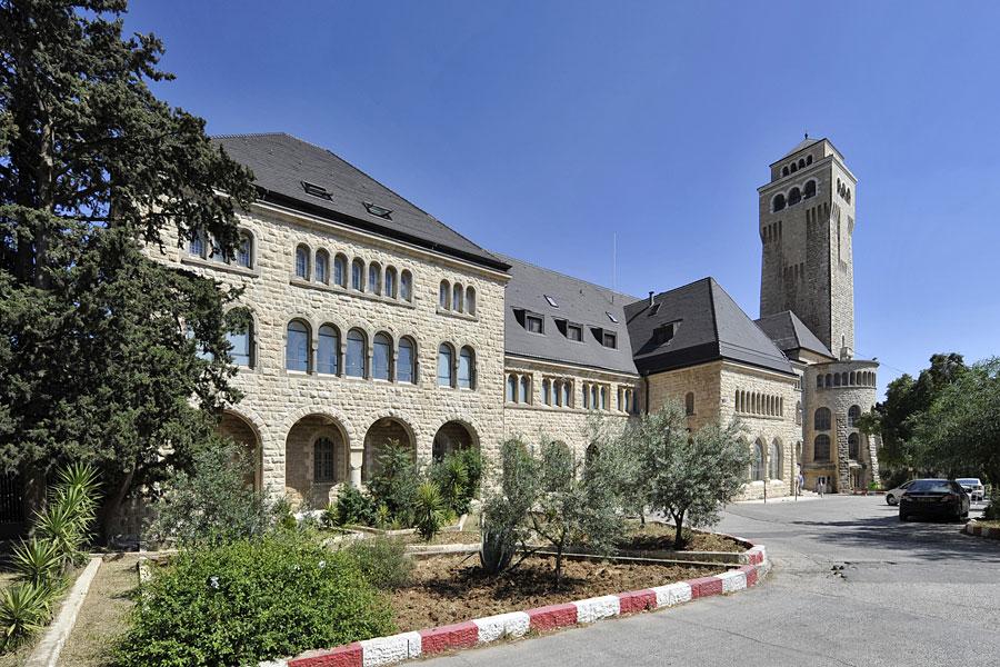 Kaiserin-Auguste-Viktoria-Stiftung in Jerusalem