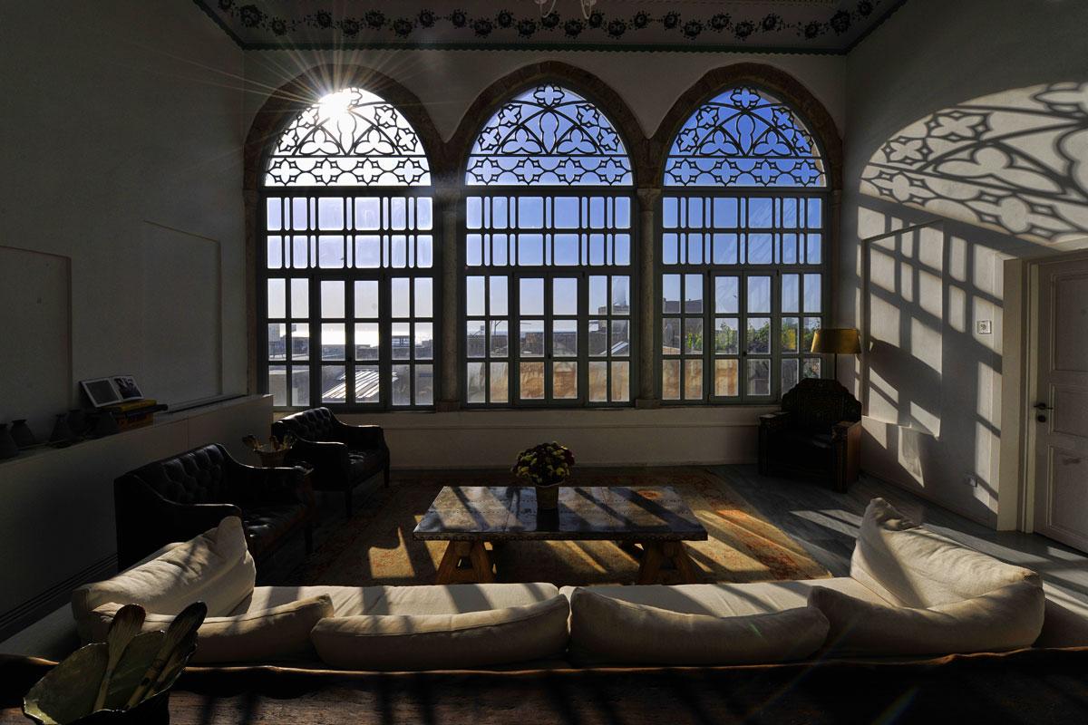 Luxus-Hotel Efendi in Akko