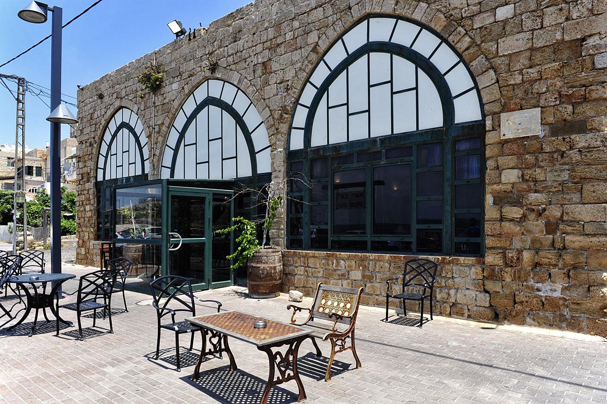 Fischrestaurant Uri Buri in Akko
