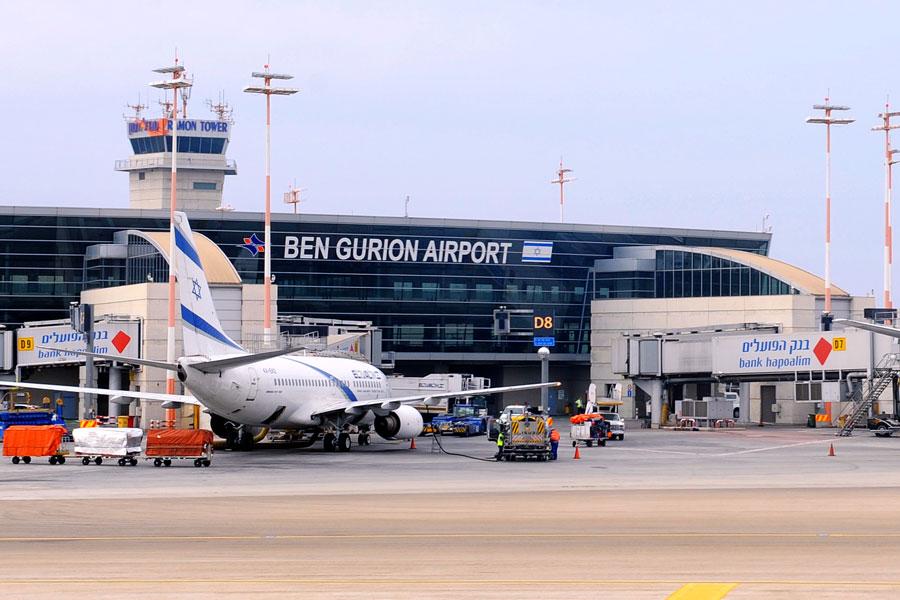 Der Flughafen Ben Gurion öffnet wieder vollständig, aber nur für Israelis.