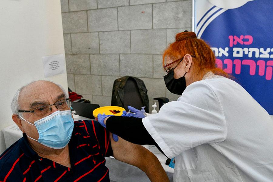 Impfung Covid-19 Israel