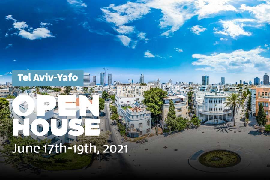 Open House Tel Aviv 2021