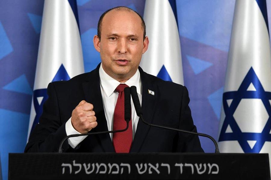 Premierminister Bennett warnt das israelische Volk vor der Delta-Variante.