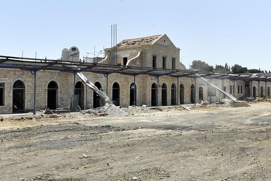 Alter Bahnhof Jerusalem